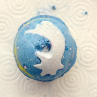 Review | Lush Shoot for the Stars Bath Bomb