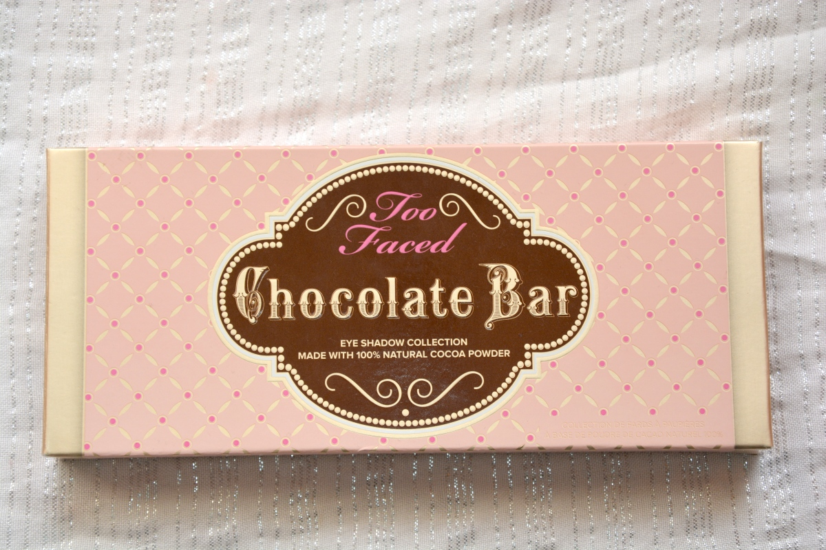 Review and Swatches | Too Faced Chocolate Bar Palette