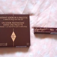 Review | Charlotte Tilbury Instant Look in a Palette and Legendary Lashes