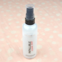 Review | L'Oreal Infallible Fixing Mist